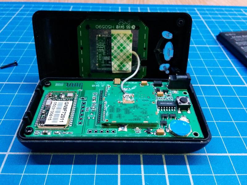 Bluetooth GPS Circuit Board