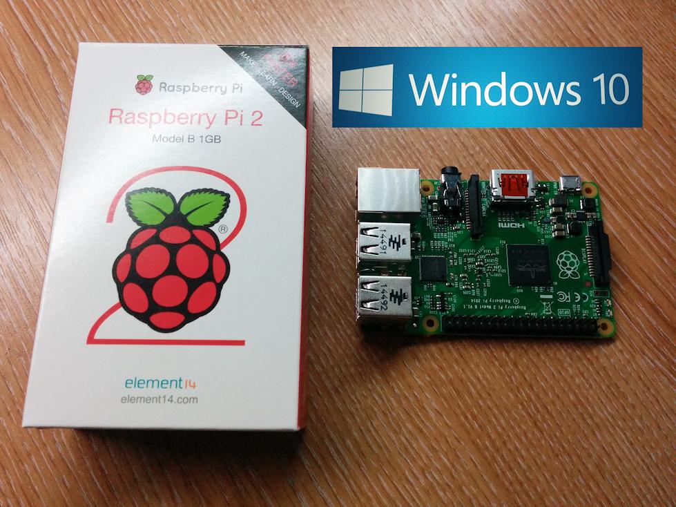 Raspberry pi win 10 download